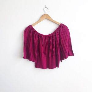 Anthropologie Tops - Anthropologie : Moth Cropped Sweater Size Medium